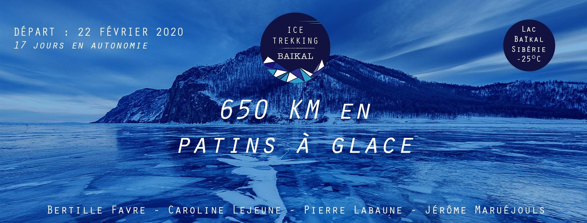 Sponsor Ice Trekking